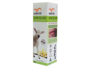 Rebirth Vanilla Lip Balm (3.7g) - Vanilla Lip Balm with Cocoa butter , Vitamin E and Sunscreen ; Product of Australia