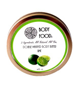 Double Whipped Lime Body Butter - 120ml