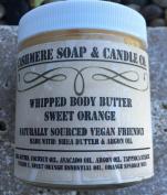 Sweet Orange Whipped Body Butter 120ml