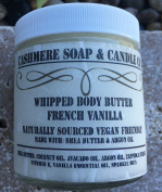 French Vanilla Whipped Body Butter 120ml