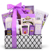 Mothers Day Relaxing Spa Gift Basket | Lavender Scented