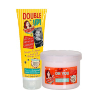 Silky Soft Skin Creamy Bodywash 250ml & Comforting Body Butter 485ml Duo Pack By Ginger & Co