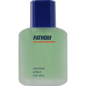 FATHOM by Dana COLOGNE SPRAY 50ml (UNBOXED) for MEN ---