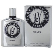 ULRIC DE VARENS SILVER by Ulric de Varens EDT SPRAY 100ml for MEN ---