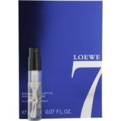 LOEWE 7 by Loewe EDT SPRAY VIAL ON CARD for MEN ---