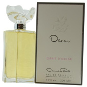 ESPRIT D'OSCAR by Oscar de la Renta EDT SPRAY 200ml for WOMEN ---