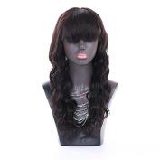 Meya 8A Grade Brazilian Virgin Human Hair 20cm - 80cm Kinky Curly Glueless Full Lace Wigs For Black Women with Baby Hair