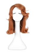 Yuehong Popular Style Long Wavy Cosplay Wig Super Cos Wig Good Quality