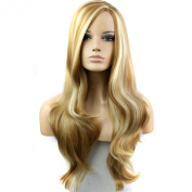 High Quality Long Wavy Women's Synthetic Cosplay Wigs Anime Wig