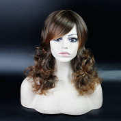 Long Curly Women Wigs Fashion Synthetic Wig