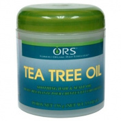 ORS Tea Tree Oil Hair Dress Soothing Hair and Scalp Oil