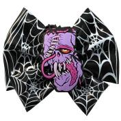 Kreepsville 666 Toxic Toons Hairbow Purple Zombie