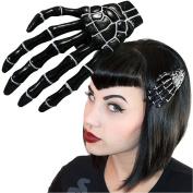 Kreepsville 666 XL Skeleton Bone Hand Slide Black