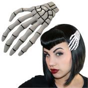 Kreepsville 666 XL Skeleton Bone Hand Slide White