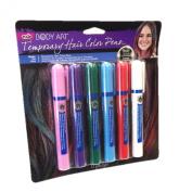 Tulip Body Art Temporary Hair Colour Pens