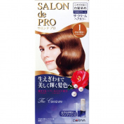 Salon De professional The cream hair colour (for grey hair) 1 fairly bright light brown_ 50 + 50g