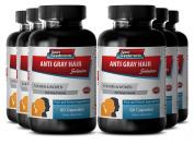 Paba capsules - Anti Grey Hair - Grey hair restore