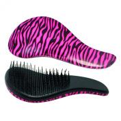 Detangling Brush-Luismia Glide through Detangler Hair Comb or Brush-No More Tangle-Detanglers-Hairbrush to Untangle Wet Thick & Curly Hair-less hair loss