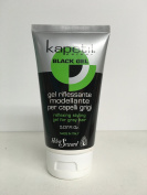 Helen Seward Kapetil Black Gel Reflexing Styling Gel For Grey Hair 150ml