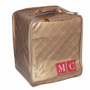 Milano Collection Large Wig Carrying Travelling Case - Bronze
