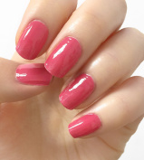 Authentic Incoco Nail Polish 16 Double-ended Strips By It's a Nail - Power Pink