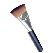 Toraway Professional Flat Contour Brush Foundation Blush Makeup Brushes