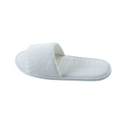 Appearus Premium Soft Velvet Spa Slippers, Open Toe