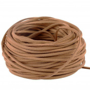 GoFriend® Suede Cord Lace Leather Cord Jewellery Making Beading Craft Thread String 3mm-20 Metre