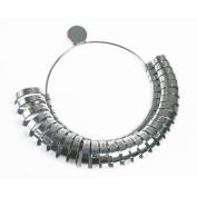Finger Gauge - Metal Flat Wide - Sizes US 1-15 - SFC Tools - 35-0187