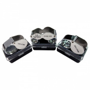 HTS 410S3 3Pc 10x / 20x / 30x Singlet Jeweller's Loupe Set