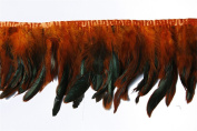 High quality Cocktail Feather Fringe Trim quantity Size 180cm