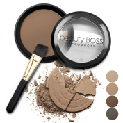 Beauty Boss Products Eyebrow Powder Makeup Kit