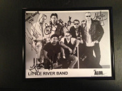 Little River Band 8x10 Photo Framed