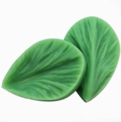Leaf Flower Fondant and Gum Paste Mould Silicone Clay Moulds Jewellery Moulds Candy Mould Cake Decoration Supplies