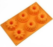 Lily Gollum Pumpkin Silicone Cake Baking Mould Cake Pan Muffin Cups Handmade Soap Moulds Biscuit Chocolate Ice Cube Tray DIY Mould
