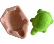 Cute Turtle Craft Art Silicone Soap mould Craft Moulds DIY Handmade soap moulds