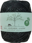Hamanaka eco Ann dahlia crochet 30g 125m col.807 5 ball set