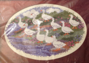 To The Pond Cross Stitch Kit #1972