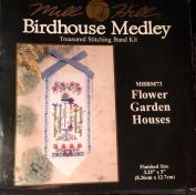 Flower Garden Houses - Mill Hill Birdhouse Medley Kit MHBM73