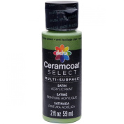 Ceramcoat Select Multi-Surface Paint 60ml-Foliage Green