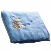Yoyosoudou Coral Fleece Cartoon Blanket Thickened Baby Blanket Quilt for Children
