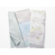 Coyuchi Organic Muslin Swaddle Blanket - Glacier - Sold Individually