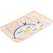 Cute Waterproof Breathable Infant Crib Sheet Baby Mat 50 x 70 CM-Penguin