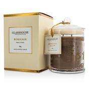 Triple Scented Candle - Bordeaux (Vanilla Noir), 350g
