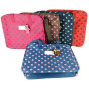 Zenith Lovely Baby Nappy Bag for Mom Shoulder Bag Cute Polyester Bag dark blue