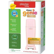 Playtex Baby Nappy Genie Complete, Pink