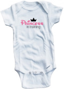 Baby Tee Time Girls' Princess in Training One piece