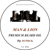 MAN & LION PREMIUM BEARD OIL