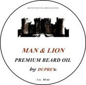 MAN & LION PREMIUM BEARD OIL
