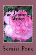 Rhymes of an Aspiring Writer